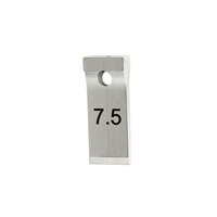 Spreader 7.5 mm / for T-handle 04.10.04