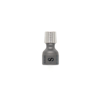 Mini Neck short for 6 mm mini stem, 12 mm ceramic head