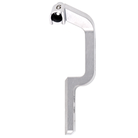 Mini Stem drill guide 6 mm mini stem arm for left