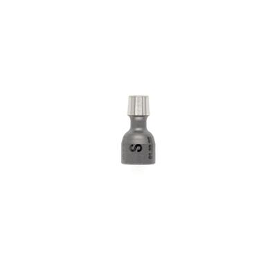 Mini Neck short for 4 mm mini stem, 8 mm ceramic head