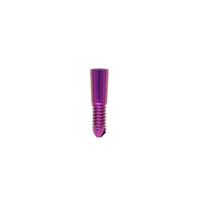 Mini Screw Ø2.4 mm L 11 mm monocortical mini stem 6 mm, T8