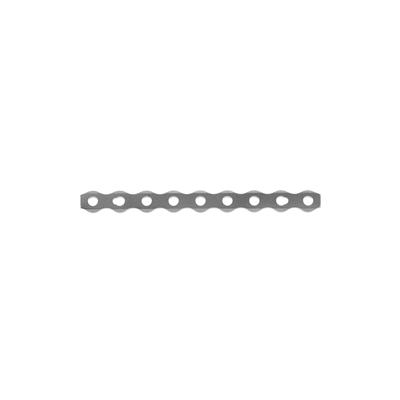 ALPS-II Plate 10 mm / L 107 mm 9 holes