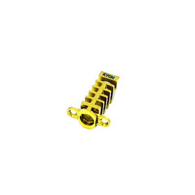 Mini Cage 3.75 mm L 9.5 mm with flange