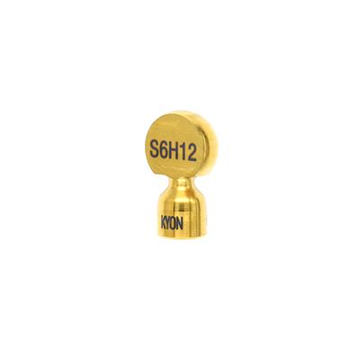 Mini Trial head-neck short Stem 6, head 12, S6H12