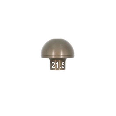 Trial cup Ø21.5 mm / sphere