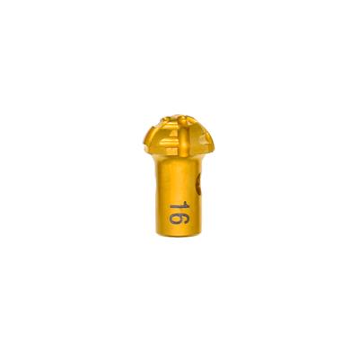 Mini Spherical cup reamer Ø16 mm by machine