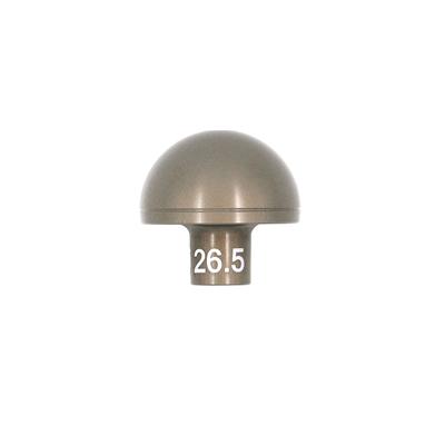 Trial cup Ø26.5 mm / sphere