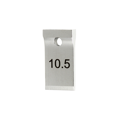 Spreader 10.5 mm / for T-handle 04.10.04