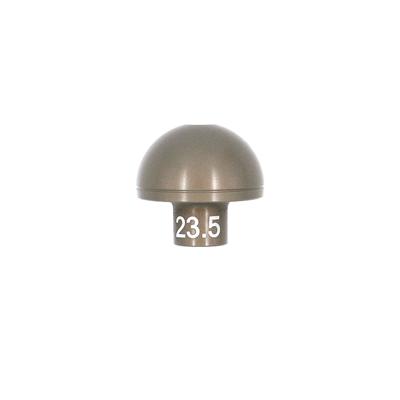 Trial cup Ø23.5 mm / sphere