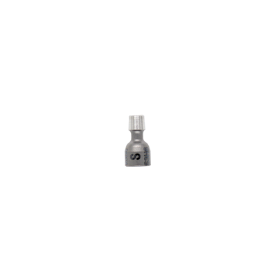 Mini Neck short for 3 mm mini stem, 6 mm ceramic head